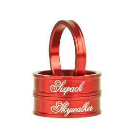 "Sixpack Skywalker Spacer 1 1/8"" red"
